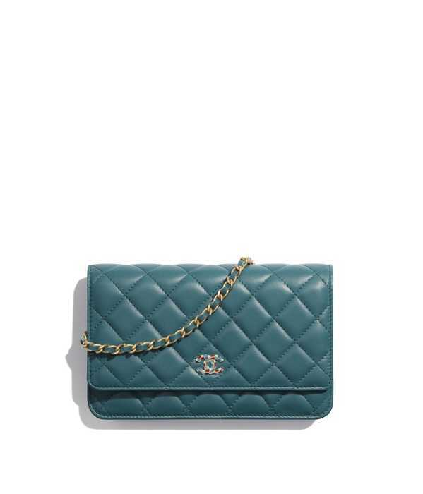 유럽직배송 샤넬 CHANEL Wallet On Chain AP0529B00866N4712