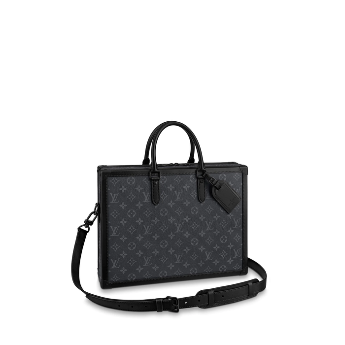 유럽직배송 루이비통 LOUIS VUITTON Soft Trunk Briefcase M44952
